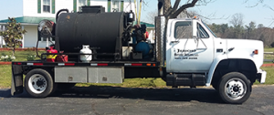 Jericho Asphalt Sealing - covering Henrico, Hanover, Hampton Roads, Virginia Beach, Norfolk, Newport News, RVA, Central Virginia and more...