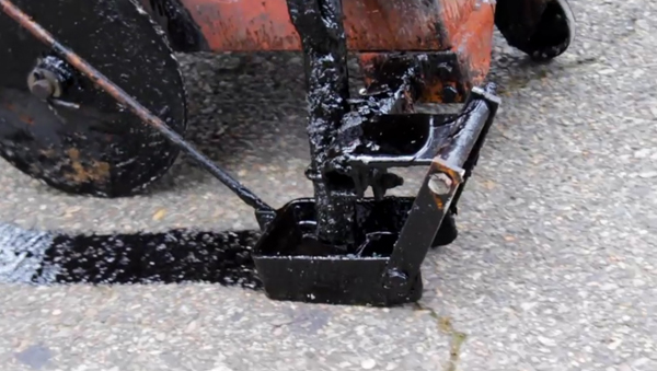 Jericho Asphalt Sealing provides crack filling & seal coating services.  Let us maintain and repair your paved lots in Central Virginia and beyond.